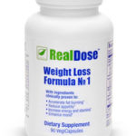 RealDose Weight Loss Formula No. 1 Reviews – Is The Nutrition Company's Supplement Good?