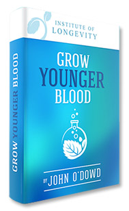 Grow Younger Blood Book